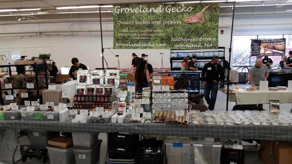 Groveland Gecko Expo Schedule