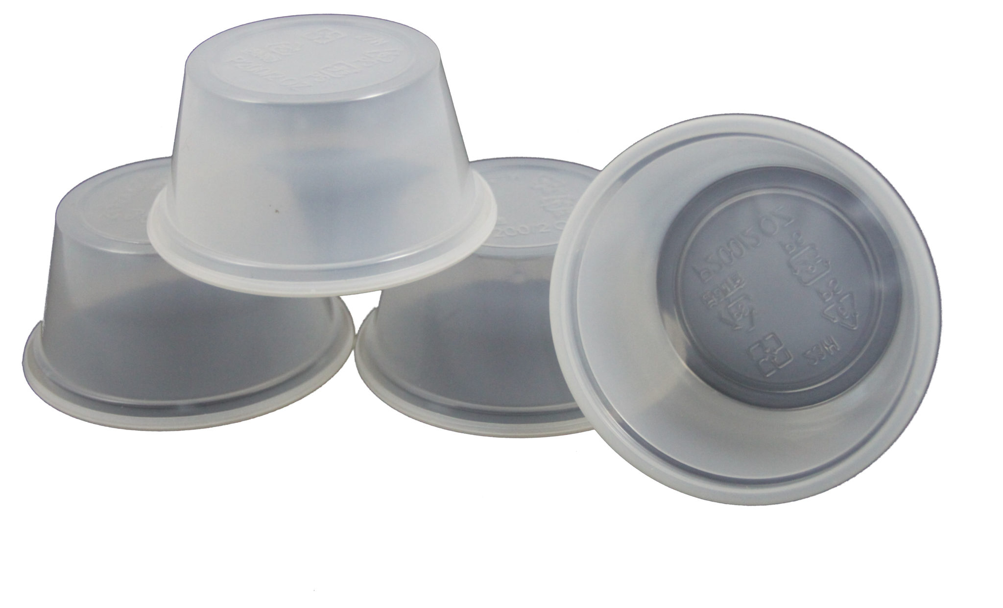 1.5oz Disposable Reptile Lizard Food Water Cups Dishes Magnatural Repashy Gecko